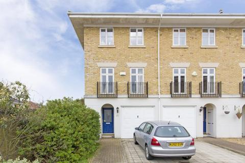 3 bedroom terraced house to rent - Bevin Square, Beechcroft Road, London, SW17