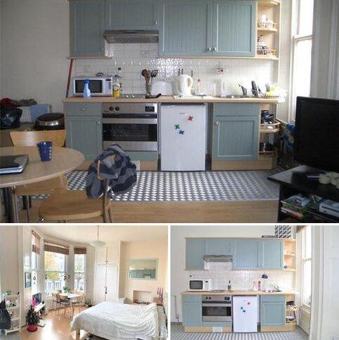 Studio to rent - Ladbroke Grove, London, W10