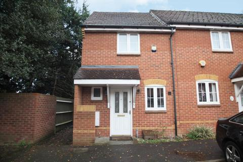 2 bedroom end of terrace house to rent - Swallows Croft, Reading, Berkshire, RG1