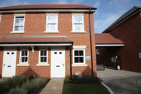 2 bedroom end of terrace house to rent - Haden Square, Reading, Berkshire, RG1