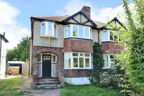 3 bedroom semi-detached house to rent - Worcester Park Road, Worcester Park, Surrey, KT4