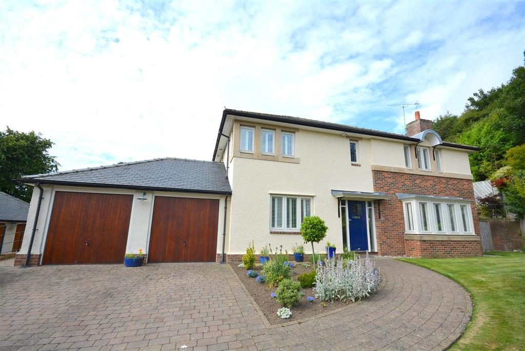4 Bedrooms Detached House for sale in Thomas Hawksley Park, Humbledon, Sunderland
