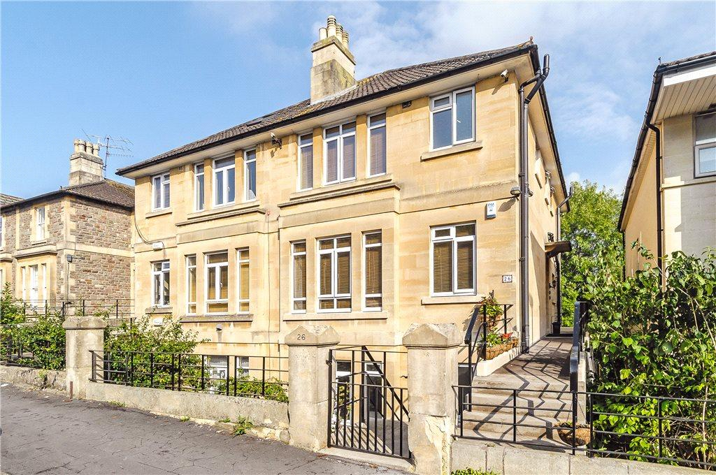 6 Bedrooms Semi Detached House for sale in Lower Oldfield Park, Bath, Somerset, BA2