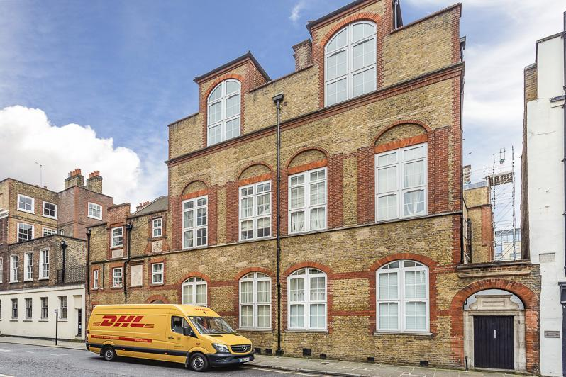 1 Bedroom Flat for rent in The Old School, Princeton Street, London, WC1R