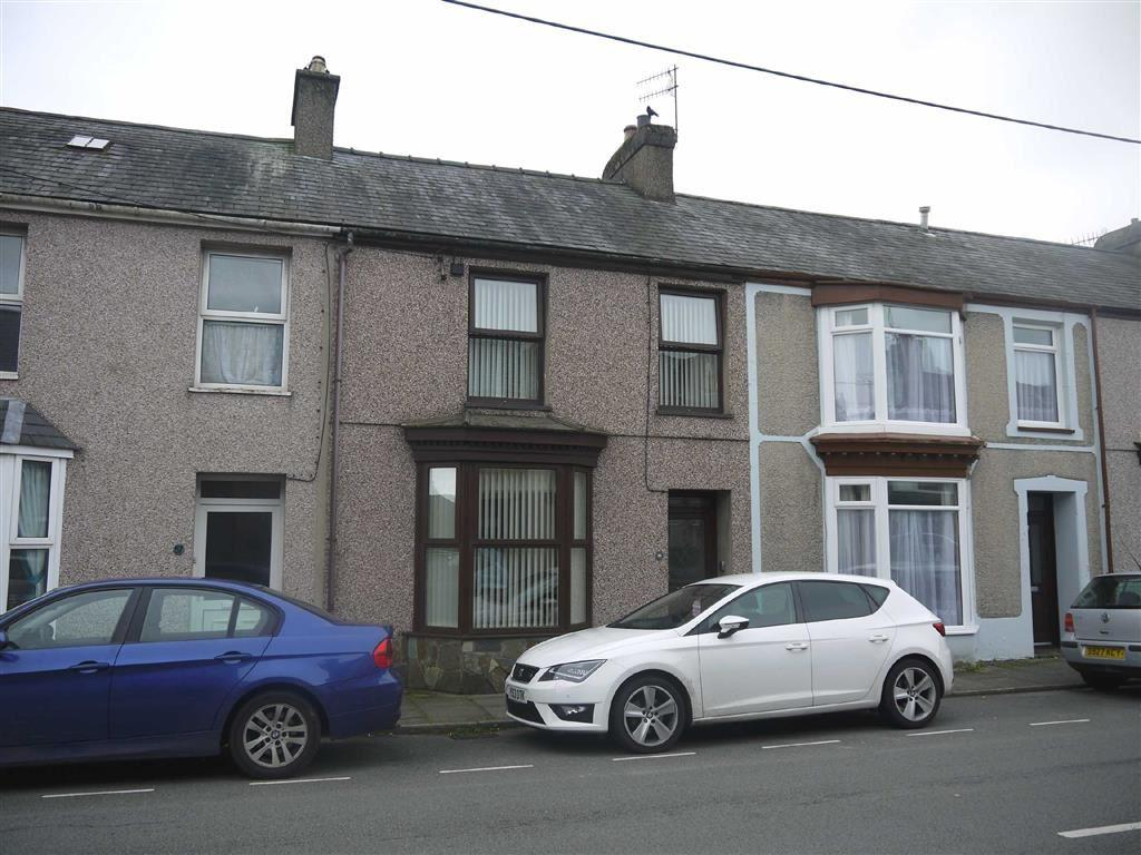 3 Bedrooms Terraced House for sale in New Street, Porthmadog, Gwynedd