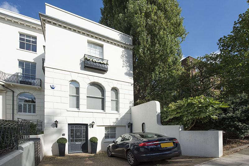 5 Bedrooms End Of Terrace House for sale in ST GEORGES TERRACE, NORTH HILL, HIGHGATE N6