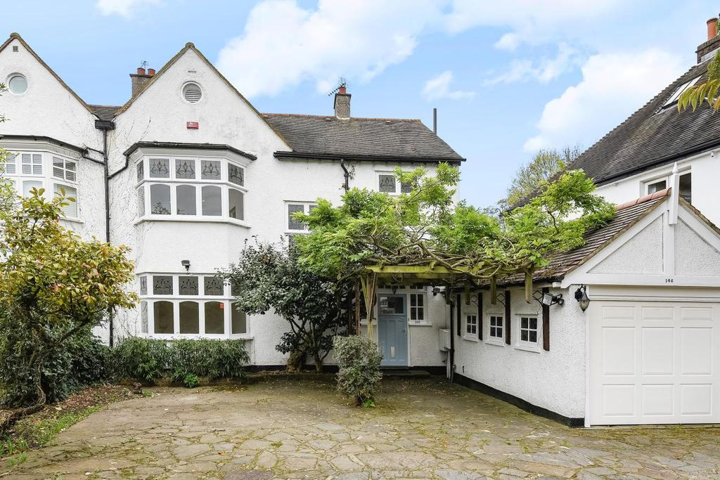 5 Bedrooms Semi Detached House for sale in Court Lane, Dulwich Village