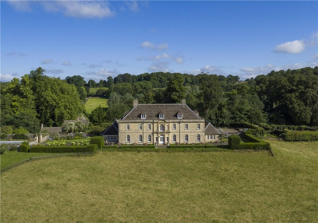 6 Bedrooms Farm House Character Property for sale in Bibury, Cirencester, Gloucestershire, GL7