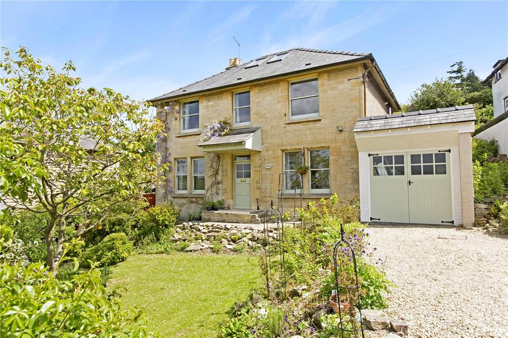 4 Bedrooms Detached House for sale in Post Office Lane, Cleeve Hill, Cheltenham, GL52