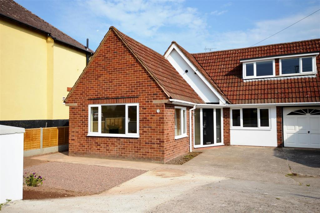 4 Bedrooms Semi Detached Bungalow for sale in Kings Acre Road, Hereford