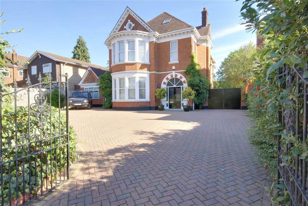 5 Bedrooms Detached House for sale in Cannon Hill, Southgate, London