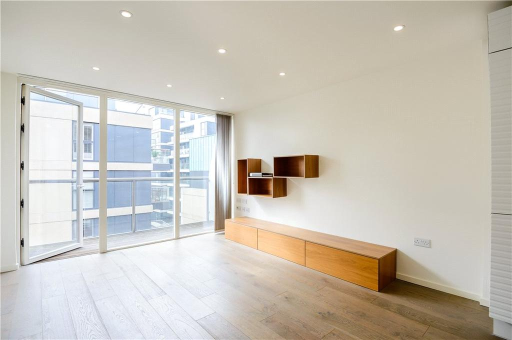 1 Bedroom Flat for sale in Worcester Point, Central Street, Clerkenwell, London, EC1V