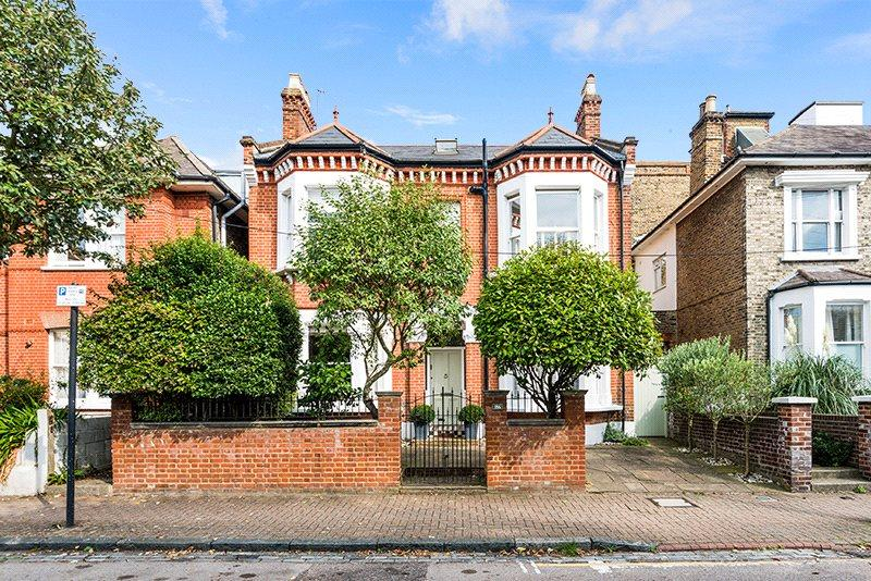 6 Bedrooms Detached House for sale in Ramsden Road, Wandsworth, London, SW12