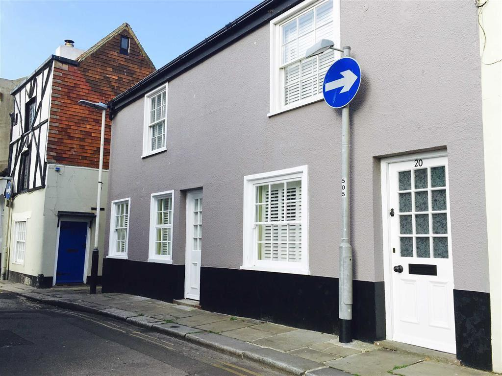 3 Bedrooms Semi Detached House for sale in West Street, Hastings