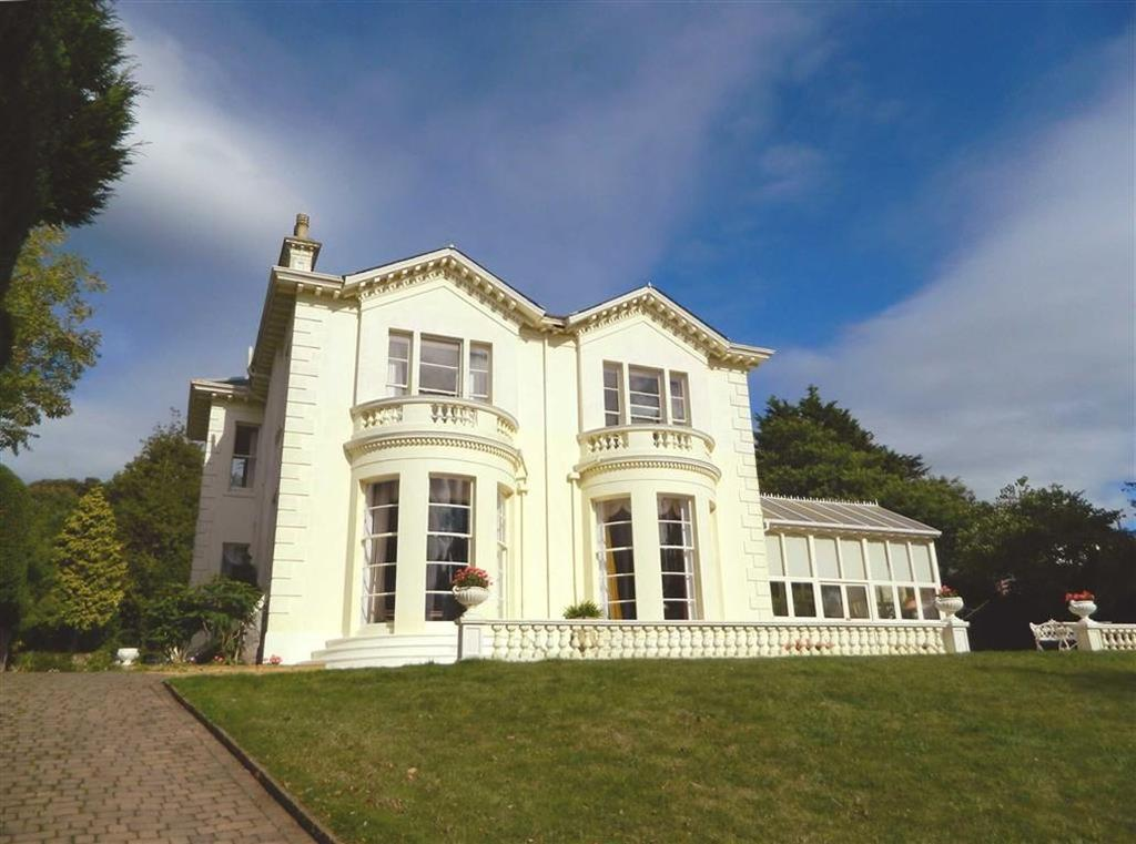 6 Bedrooms Semi Detached House for sale in Middle Warberry Road, Torquay, Devon, TQ1