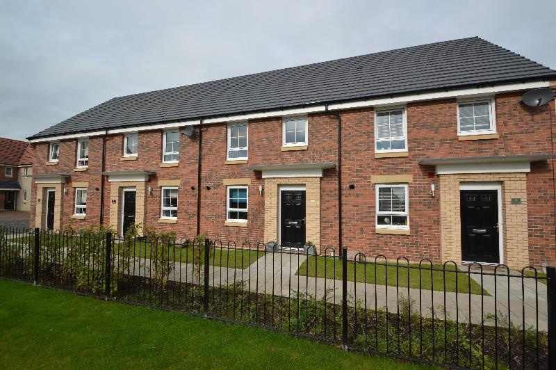 3 Bedrooms Terraced House for sale in Pennant Place, Irvine, North Ayrshire, KA11 2GG