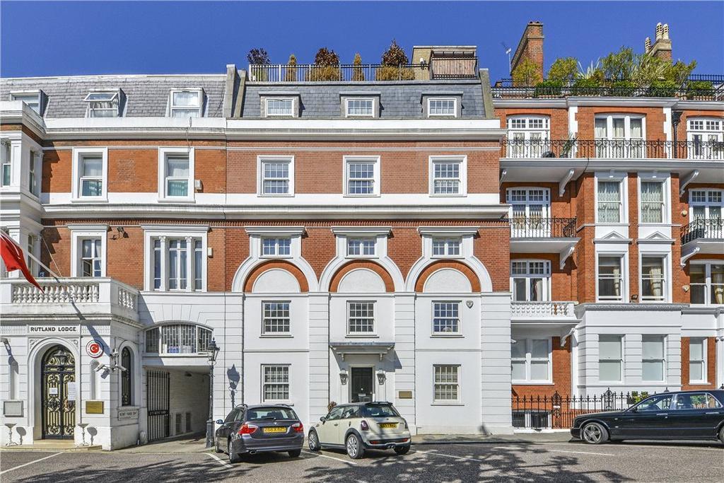 6 Bedrooms Terraced House for sale in Rutland Gardens, Knightsbridge, London, SW7