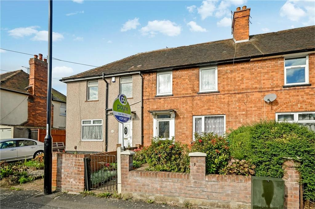 3 Bedrooms Terraced House for sale in Holland Road, Radford, COVENTRY, West Midlands