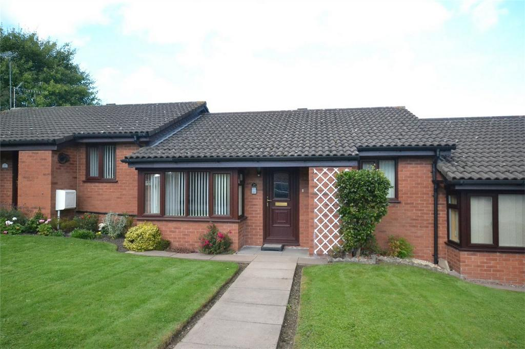2 Bedrooms Terraced Bungalow for sale in 26 Ashfields, Oakengates, Telford, Shropshire