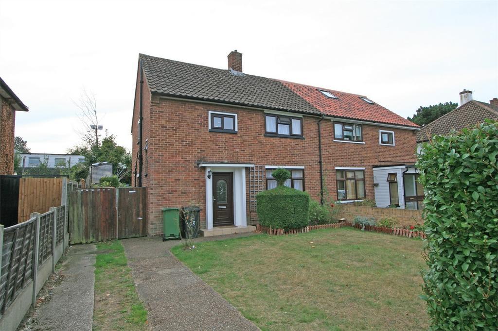 3 Bedrooms Semi Detached House for sale in Swiftsden Way, Bromley, Kent