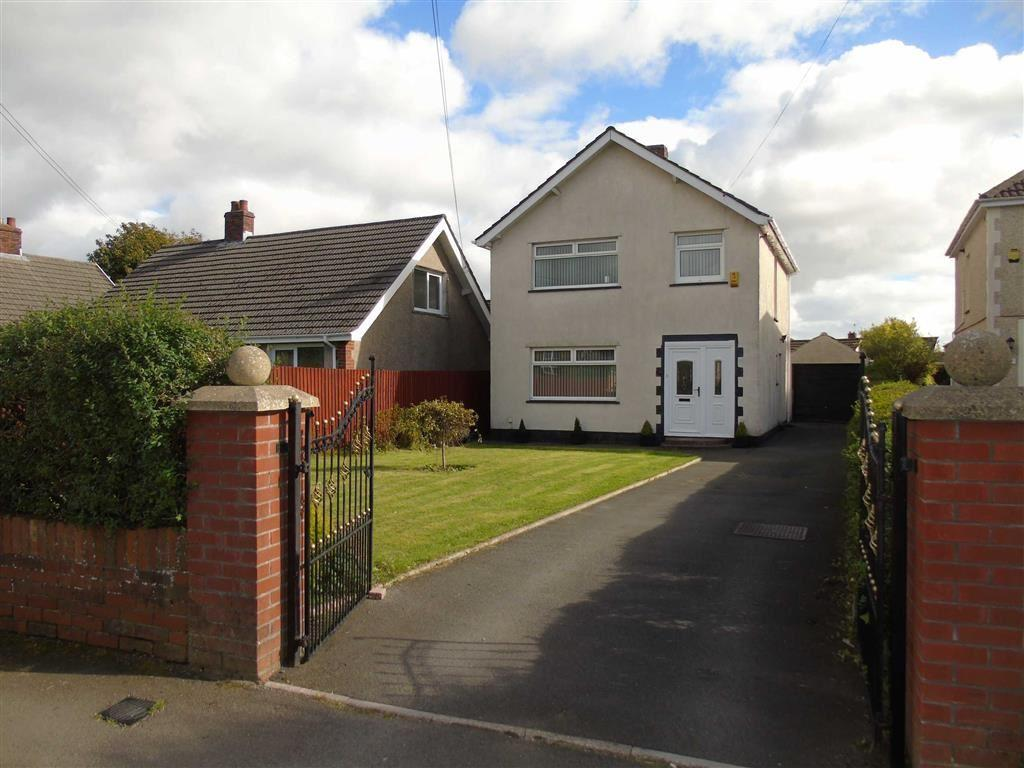 3 Bedrooms Detached House for sale in Mynydd Garnllwyd Road, Morriston, Swansea