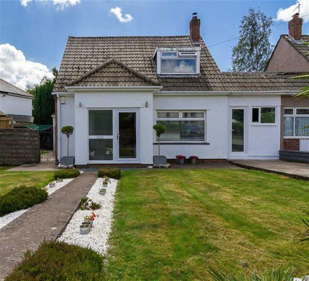 3 Bedrooms Semi Detached House for sale in St Margarets Close, Cardiff