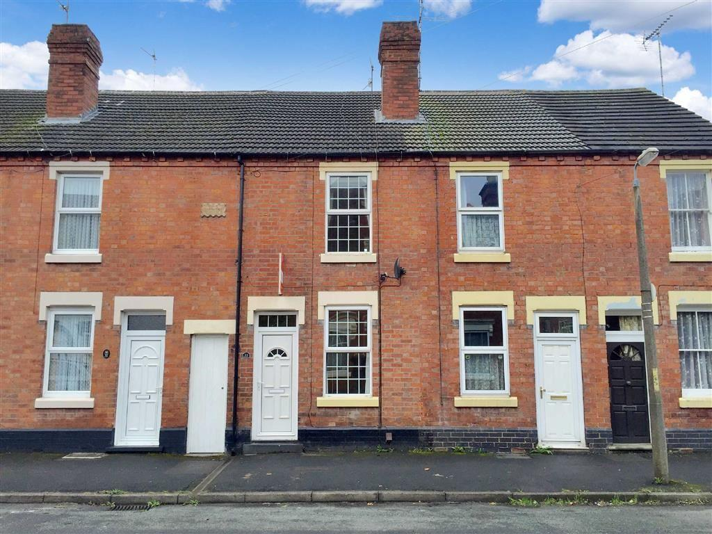 3 Bedrooms Terraced House for sale in Peel Street, Kidderminster, Worcestershire