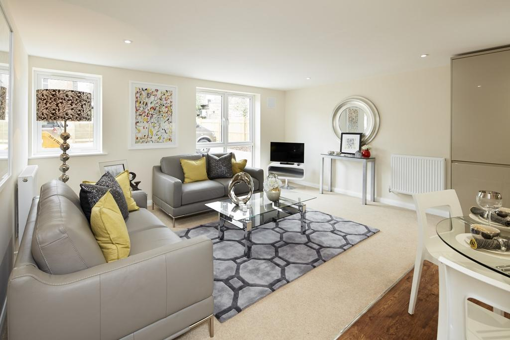 2 Bedrooms Flat for sale in LDFootscray Road London SE9
