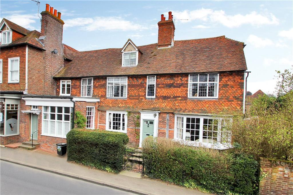 5 Bedrooms Semi Detached House for sale in West Road, Goudhurst, Cranbrook, Kent, TN17