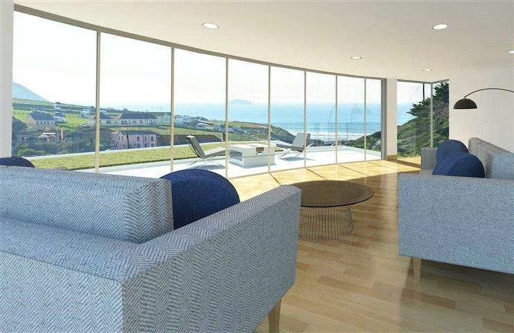 5 Bedrooms Plot Commercial for sale in West Rae Road, Polzeath, Wadebridge, Cornwall, PL27