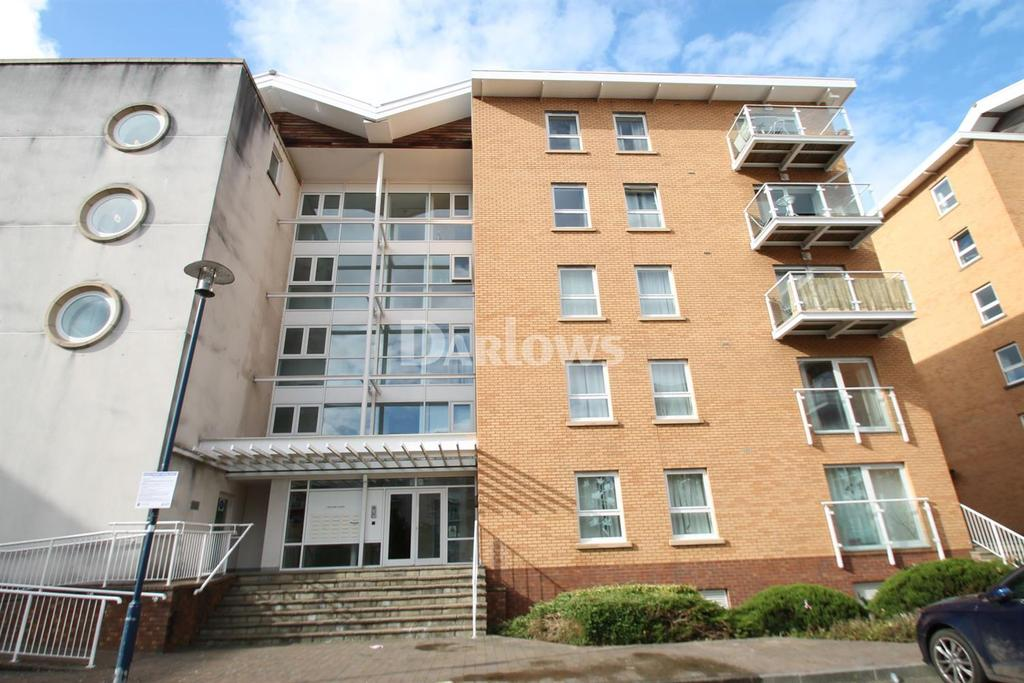 2 Bedrooms Flat for sale in Prague House, Century Wharf