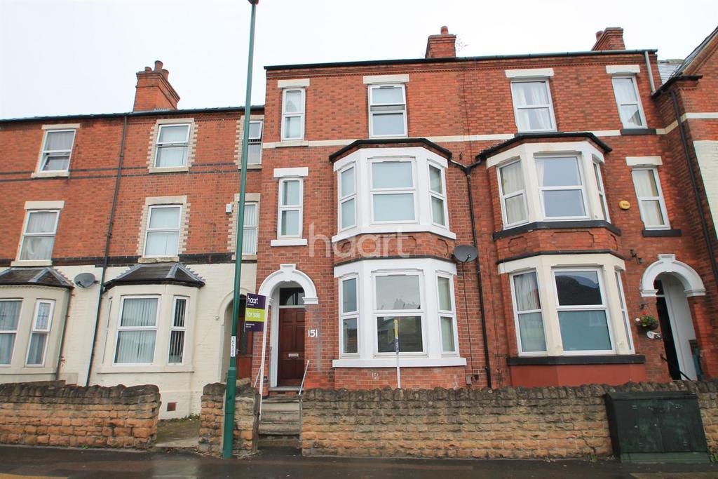 4 Bedrooms Terraced House for sale in Colwick Road, Sneinton