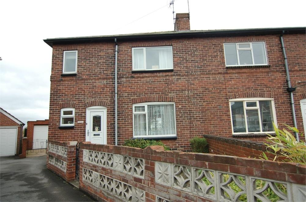 3 Bedrooms Semi Detached House for sale in Broomhead Road, Wombwell, BARNSLEY, South Yorkshire