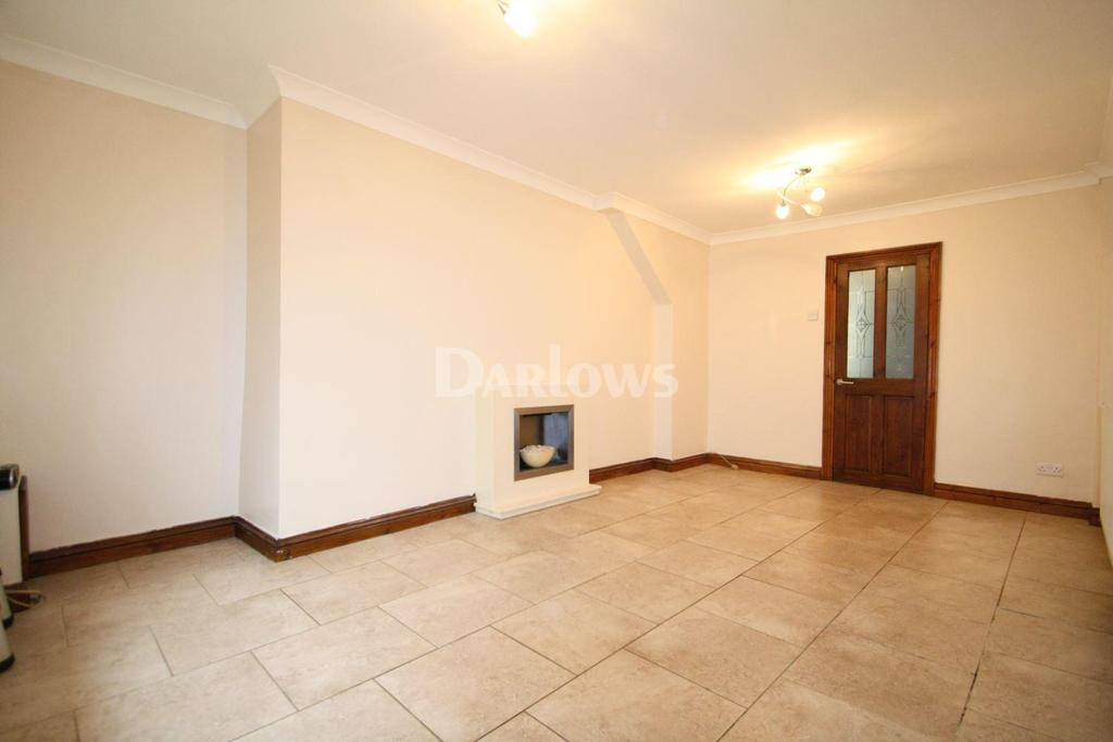 2 Bedrooms Terraced House for sale in Beaufort Rise, Ebbw Vale, Blaenau Gwent