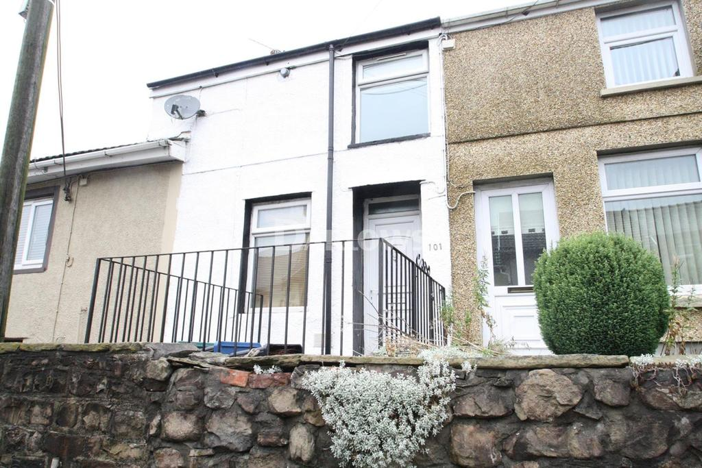 2 Bedrooms Terraced House for sale in Beaufort Rise, Ebbw Vale, Blaenau Gwent