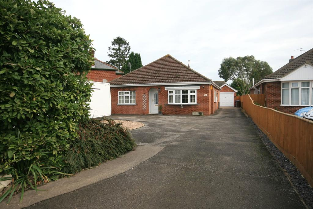 3 Bedrooms Detached Bungalow for sale in Church Green Road, Fishtoft, PE21