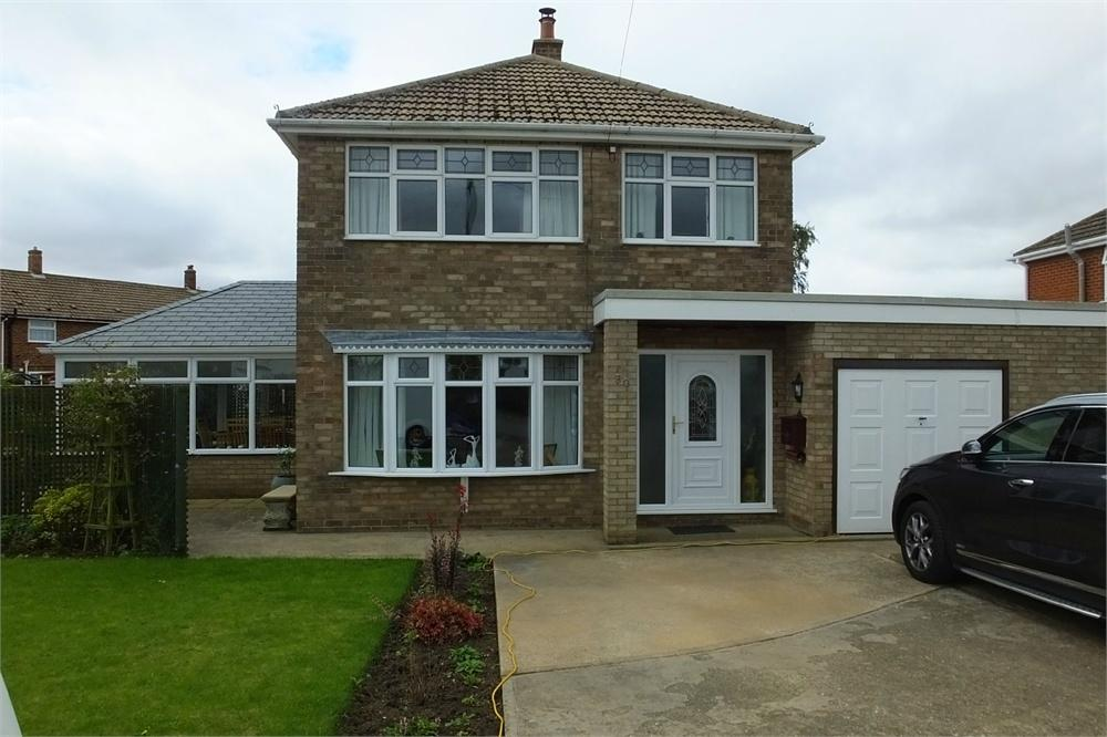 3 Bedrooms Detached House for sale in Sea Lane, Butterwick, Boston, Lincolnshire