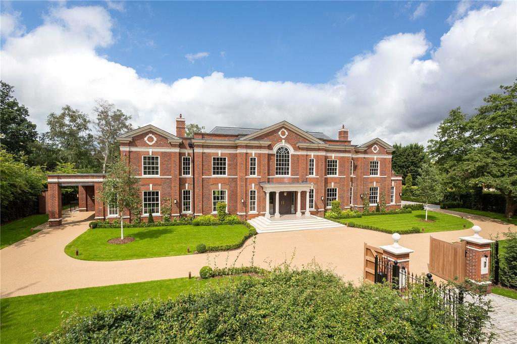 7 Bedrooms Detached House for sale in Princes Drive, Oxshott, The Crown Estate, Surrey, KT22