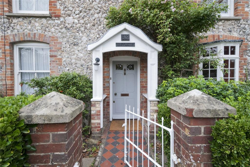 4 Bedrooms Detached House for sale in High Street, Findon, Worthing, West Sussex, BN14