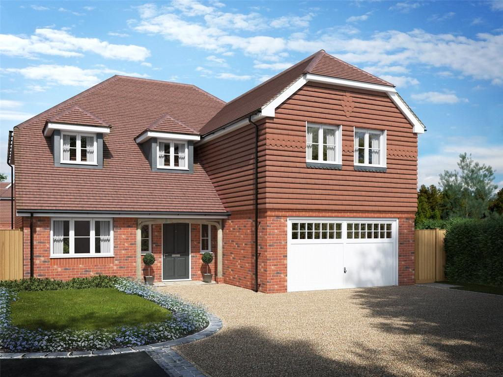 5 Bedrooms Detached House for sale in Sycamore House, Hawkswood Place, East Street, Addington, ME19