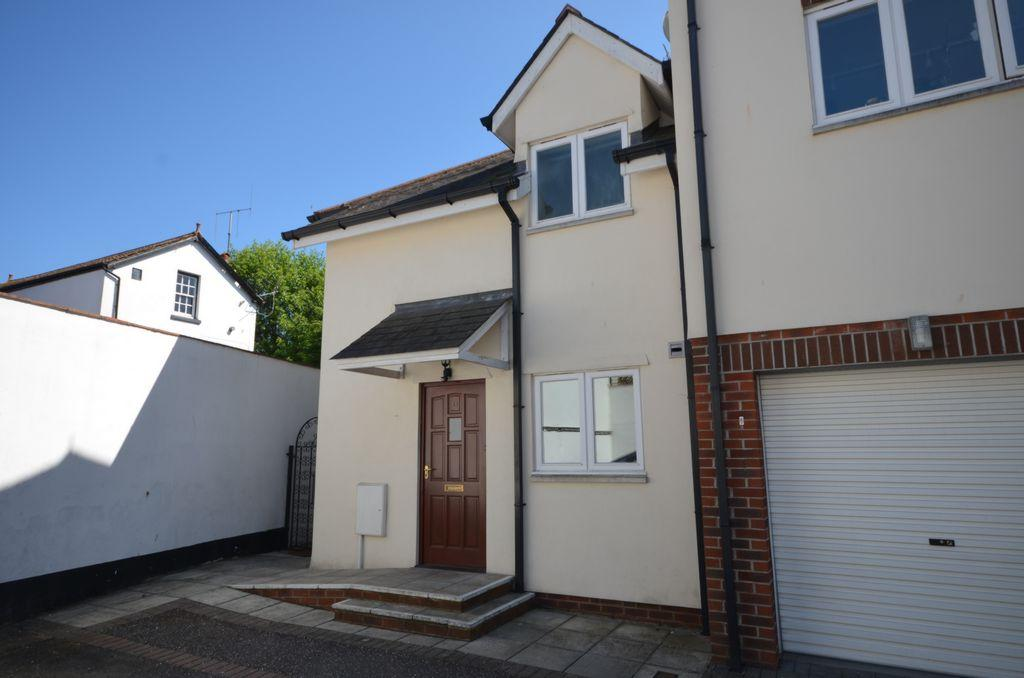2 Bedrooms House for sale in Wedlake Mews, Dawlish, EX7