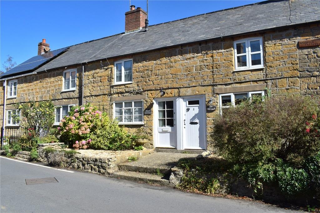 2 Bedrooms Terraced House for sale in Higher Street, Bradpole, Bridport, Dorset