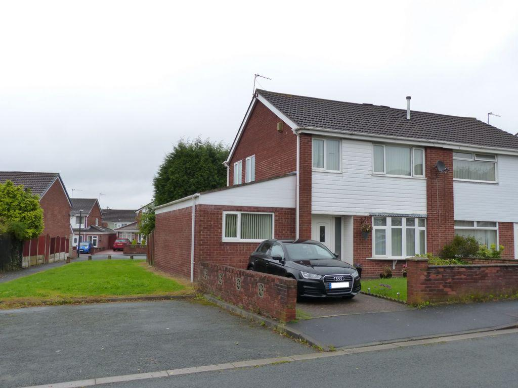 3 Bedrooms Semi Detached House for sale in Amersham, Skelmersdale, WN8