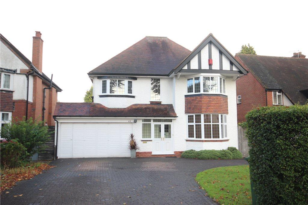 4 Bedrooms Detached House for sale in Silhill Hall Road, Solihull, West Midlands, B91