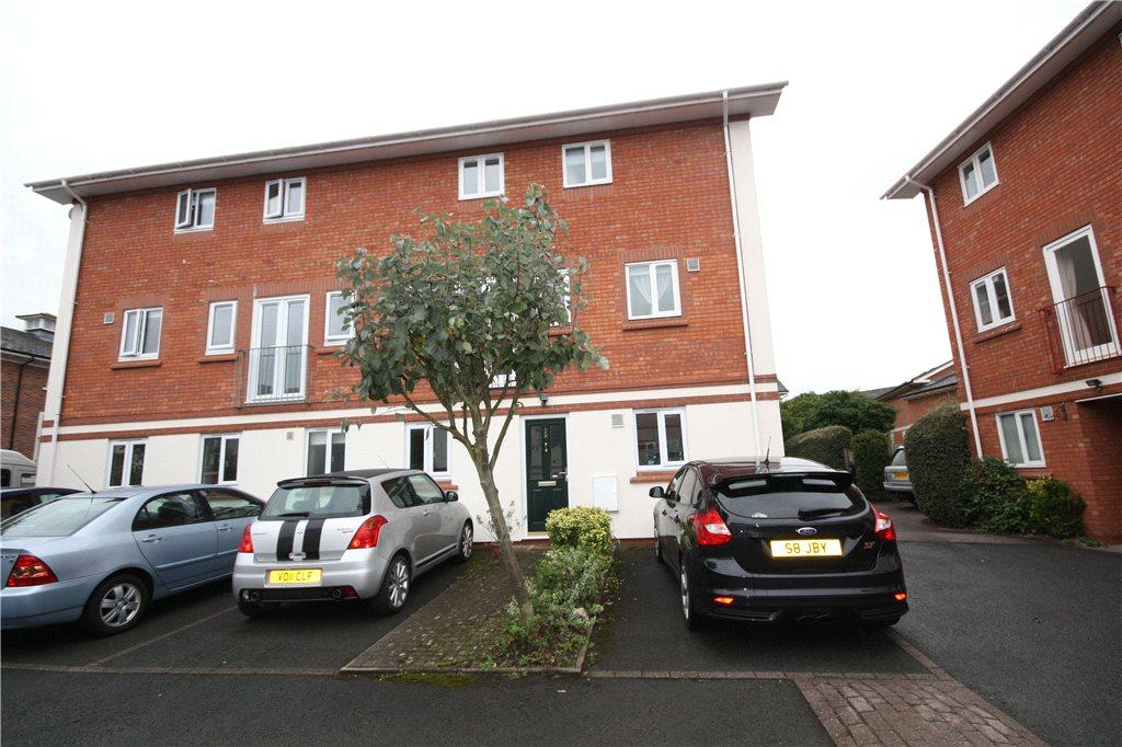 1 Bedroom Apartment Flat for sale in King Edmunds Square, Worcester, Worcestershire, WR1