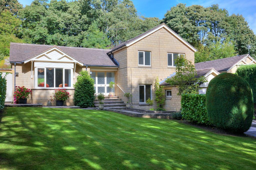 3 Bedrooms Detached House for sale in 18 Belgrave Road, Ranmoor, S10 3LN
