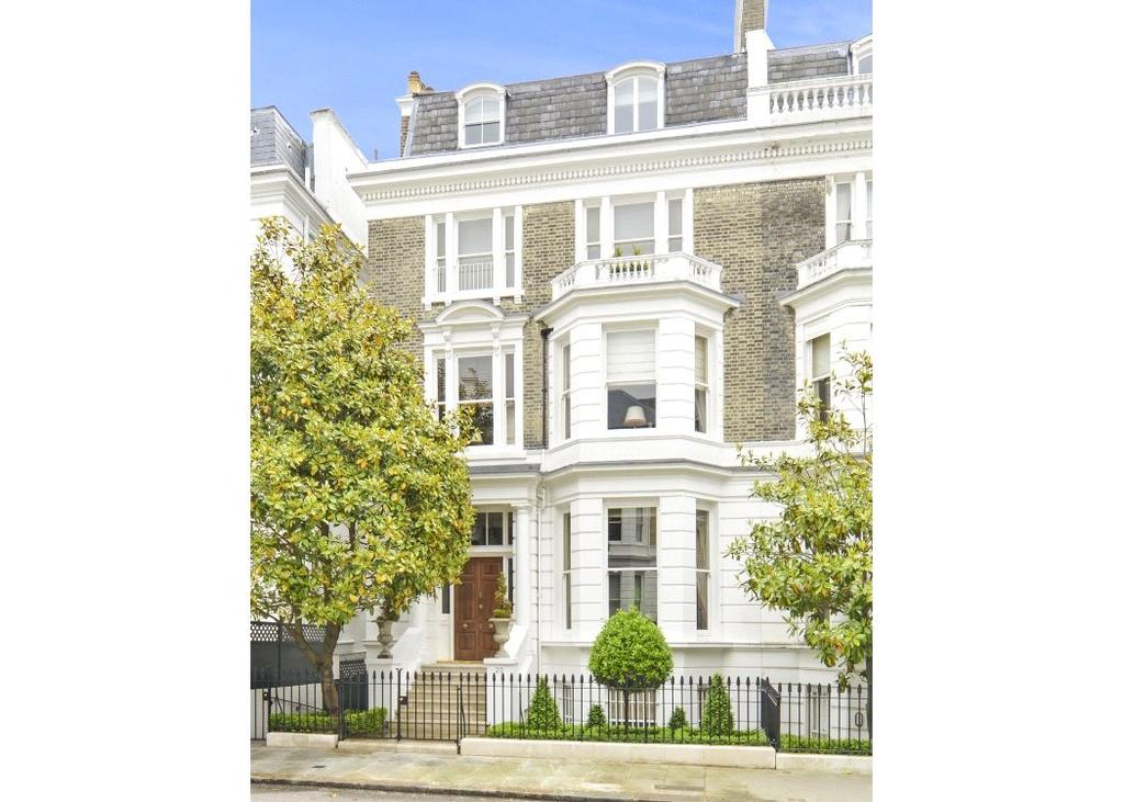 5 Bedrooms Semi Detached House for sale in Upper Phillimore Gardens, Kensington, London, W8