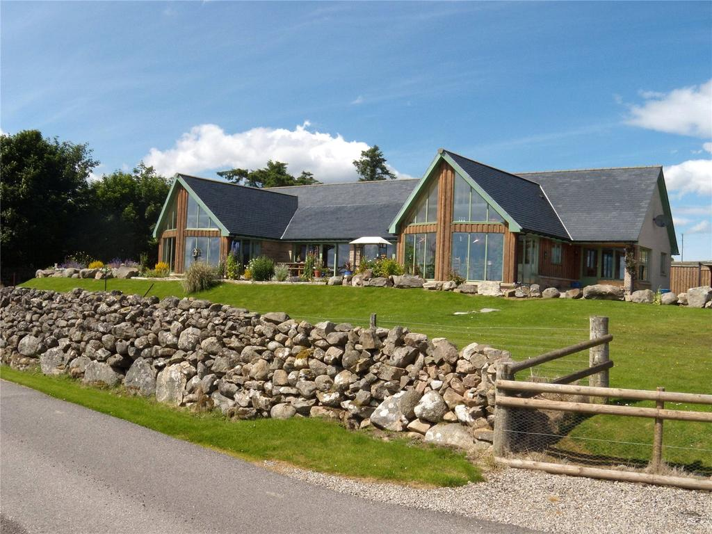 4 Bedrooms Detached House for sale in Inchomney, Rogart, Sutherland
