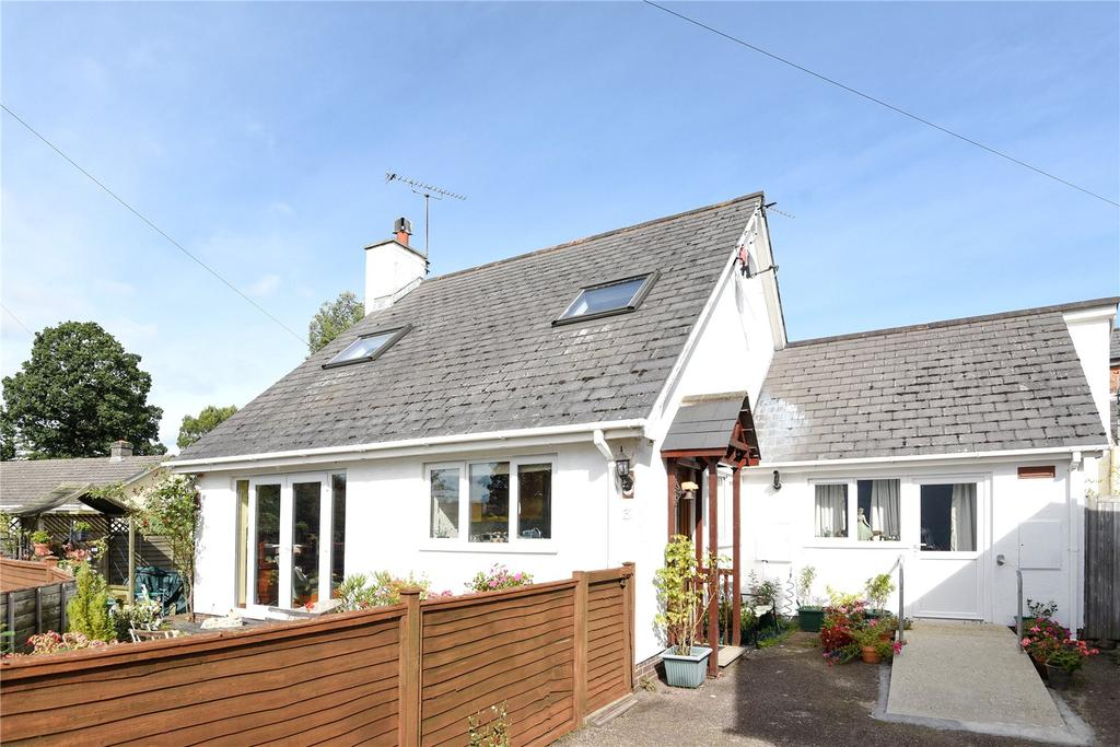 3 Bedrooms Bungalow for sale in Gallery Close, Honiton, Devon, EX14