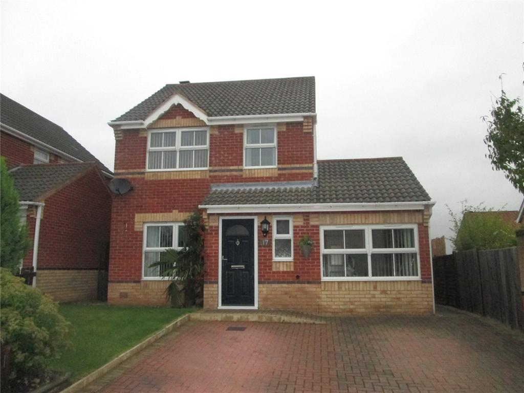 3 Bedrooms Detached House for sale in Chatsworth Road, Creswell, Nottinghamshire, S80